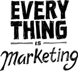Everything is marketing in apartment marketing