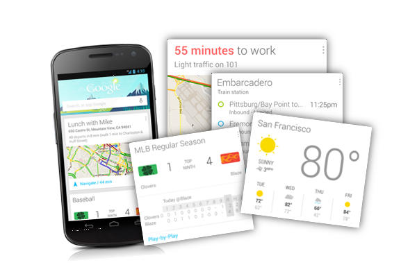 Apartment Marketing with Google Now