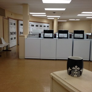 Laundry Room at Countryside Townhomes
