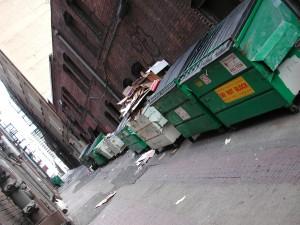 RUBS Trash Incoe
