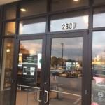 Starbucks Front Door
