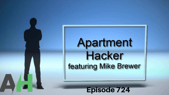 Episode 724 Apartment Hacker